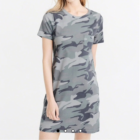 776a3d16ea1 Abercrombie & Fitch Tee Shirt Dress Size Small. M_5b2963f7df03072df4b13769